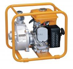 Бензиновая мотопомпа для загрязненных вод SUBARU PTG208 (PTG209, PTG210)