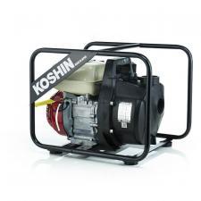 Бензиновая мотопомпа для агрессивных жидкостей Koshin PGH-50 (полимер)