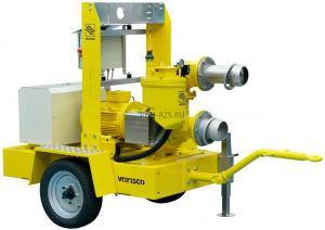 Электрическая установка водопонижения Varisco WEL 6-250 FT40 ECO G11 V04 TROLLEY