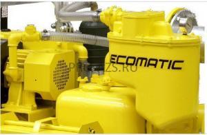 Дизельная установка водопонижения Varisco ECOMATIC JD6-250 G10 FVM06 V04