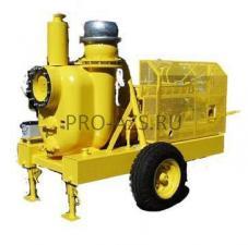 Дизельная установка водопонижения Varisco SIMPLE JD 12-400 G10 RZD24 V02