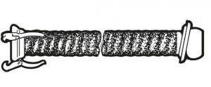Всасывающий армированный рукав с соединительными элементами d=200мм/6м/вс 10013583 (длина 6 метров)