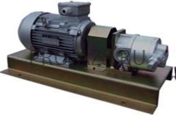 BEA-100 230/400 VAC - Шестеренчатый электронасос для смазочных материалов