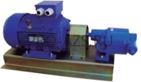BEA-330 400/660 VAC - Шестеренчатый электронасос для смазочных материалов
