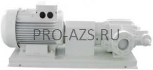 BEA-1000 400/660 VAC - Шестеренчатый электронасос для смазочных материалов