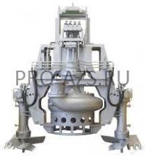 Погружной гидравлический шламовый насос Dragflow - HY 400A