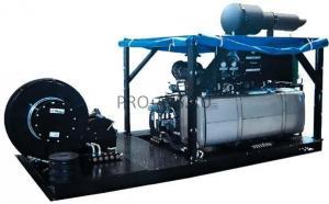 Дизельная гидростанция для питания насосов Dragflow - DP 050