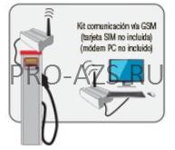 Комплект подключения GSM