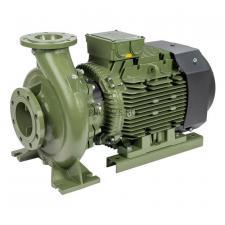 Насосный агрегат моноблочный фланцевый SAER IR 40-160NB/A