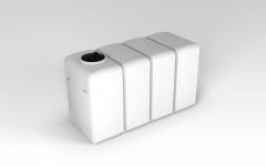 """Емкость серии """"Cube"""" 4000 литров"""
