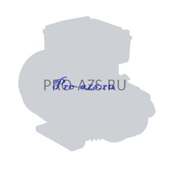 Насос с режущим механизмом Zenit GR BLUE P 200/2/G40H A1CM/50