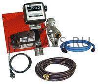 Электрический насос для дизельного топлива 220 В, Комплект Bonezzi 816