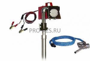Комплект 12В для дизтоплива - 228/T насос для дизтоплива 12 или 24 В