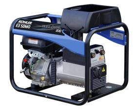 Агрегат сварочный, универсальный, бензиновый - SDMO WELDARC 200