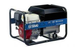 Агрегат сварочный, универсальный, бензиновый - SDMO VX 200/4 H-C