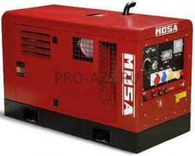 Агрегат сварочный, универсальный, дизельный - MOSA TS 300 EVO