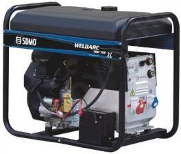 Агрегат сварочный, универсальный, дизельный - SDMO WELDARC 300TDE XL C
