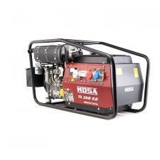 Агрегат сварочный, универсальный, дизельный - MOSA TS 250 KD/EL