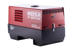 Агрегат сварочный,универсальный,дизельный - MOSA TS 400 KSX/EL