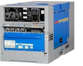 Сварочный агрегат дизельный двухпостовой - Denyo DLW-400LSW