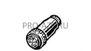 Разъем кабеля управления - TECNA 4078