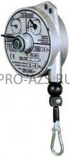 Артикул Таль-балансир TECNA 9338 Поднимаемый вес, кг 6-8 Вес тали-балансира, кг 3,4 Ход троса, м 2,5 Примечания