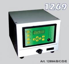 Блок управления TE550 на мощность машины 160 кВА при ПВ 50% - TECNA 1269E