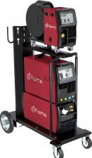 Сварочный полуавтомат инверторный многофункциональный с синергетическим управлением Flama MULTIMIG 350F SYN