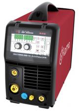 Сварочный полуавтомат инверторный многофункциональный с синергетическим управлением и импульсным режимом Flama MULTIMIG 250 Dual Pulse