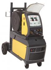 Полуавтомат инверторный CEA CONVEX MOBILE PULSE 255 со встроенным подающим и импульсным режимом