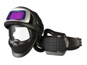 Сварочная маска с автоматическим светофильтром Speedglas 9100X FX AIR с Adflo