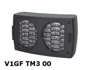 Фильтр противогазовый класс защиты A1B1E1K1 для блока PAPR TECMEN V1GF TM3 00