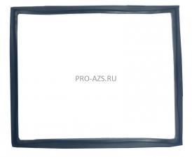 Рамка резиновая для наружнего защитного стекла TECMEN в ассортименте