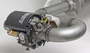 Сварочная головка D 420 для многопроходной орбитальной сварки неплавящимся электродом