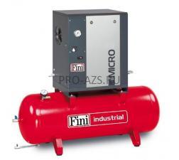 Винтовой компрессор на ресивере FINI MICRO 4.0-08-200