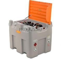 DT-Mobil Easy 980л, 230В, базовая комплектация - Мобильная емкость для топлива
