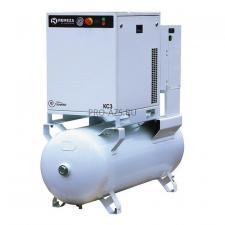 Cпиральный компрессор REMEZA КС3-10-270Д с холодильным осушителем