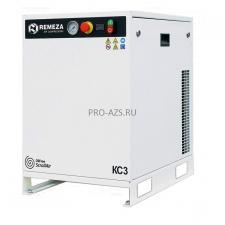 Cпиральный компрессор REMEZA КС3-10АМ с мембранным осушителем