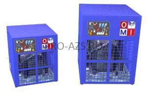 Осушитель сжатого воздуха рефрижераторного типа OMI ED 72
