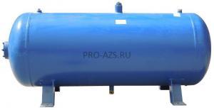 Горизонтальный ресивер РГ 230/16