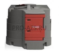 Fueltank SE-50 220 В , электронный счетчик + панель - FM 3000