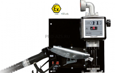 ST EX 50 - комплекты для перекачки бензина на пластине