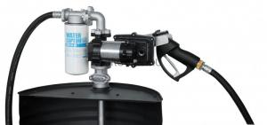 Бочковой комплект для бензина с мех. пистолетом Drum EX50 12V DC