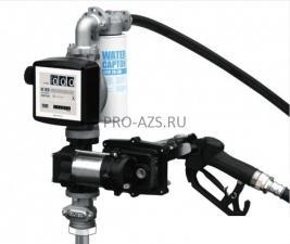 Бочковой комплект для бензина с мех. пистолетом Ex DRUM EX50 33 230V/50HZ ATEX