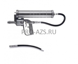 Пневматический насос для консистентной смазки объемом 1000 см3