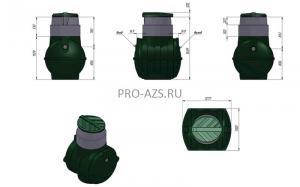 Септик «Rostok» Мини