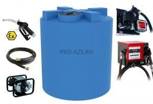 Персональная АЗС Maxi 2000 литров