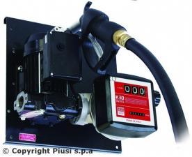 Piusi ST E 80 K33 A80 - Высокопроизводительная перекачивающая станция для дизельного топлива c автоматическим пистолетом